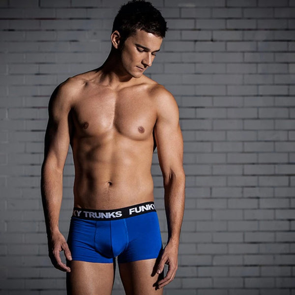 Funky Trunks - Still Speed Mens Underwear Trunks