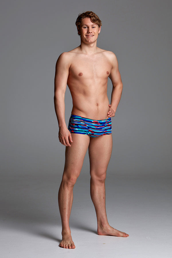 Funky Trunks - Meshed Up Mens Classic Trunks
