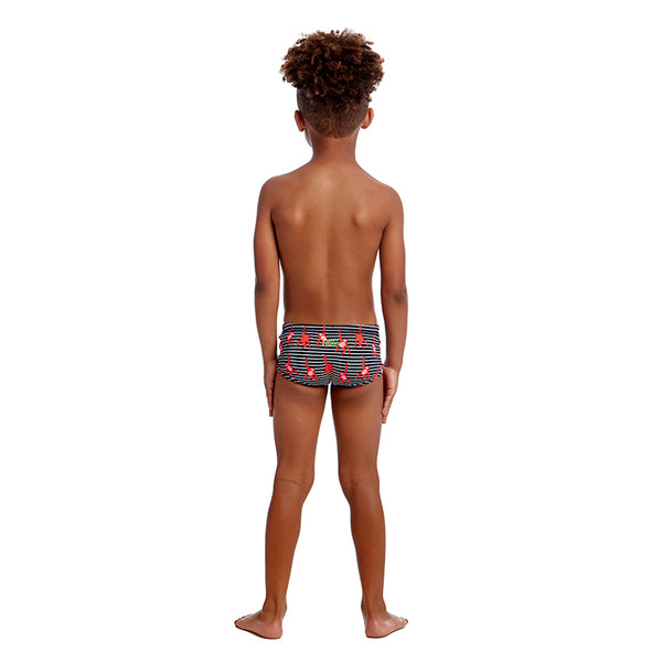 Funky Trunks - Monkey Business - Toddler Boys Printed Trunks