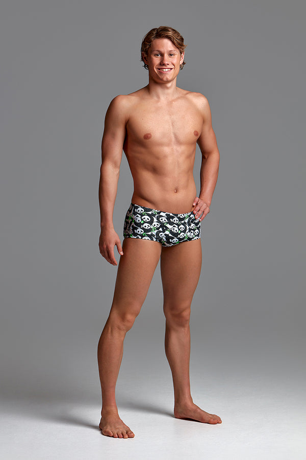 Funky Trunks - Pandaddy Mens Eco Classic Trunks