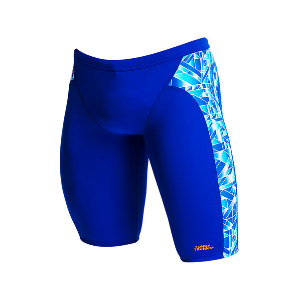 Funky Trunks - Pane Train - Mens Training Jammers