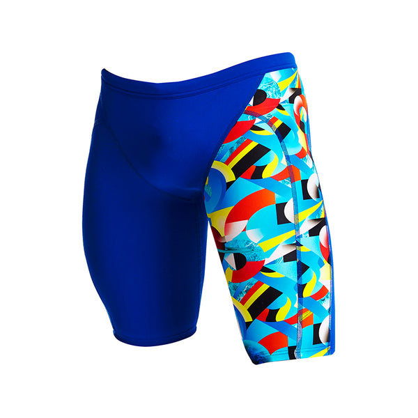 Funky Trunks - Planet Funky - Mens Training Jammers