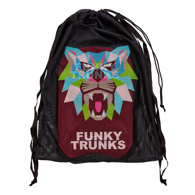 Funky Trunks - Primal Predator Mesh Gear Bag