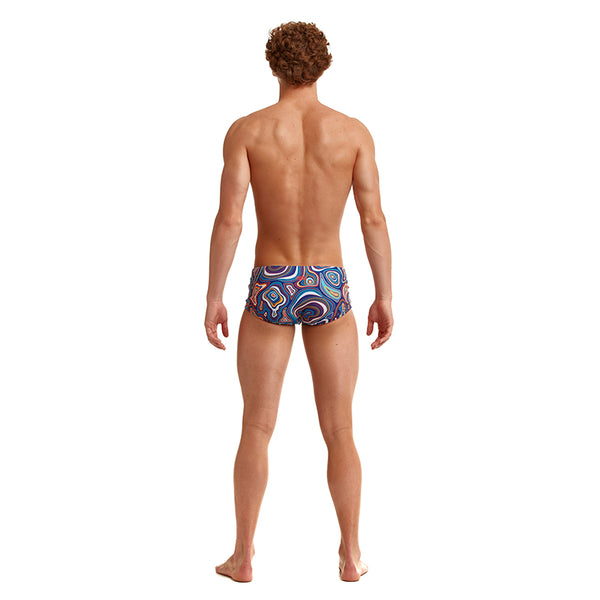 Funky Trunks - Rocky Road - Mens Classic Trunks