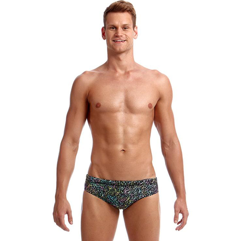 Funky Trunks - Rubber Bubber - Mens Classic Briefs