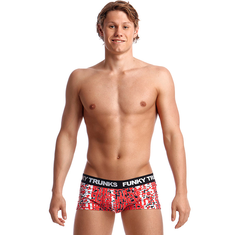 Funky Trunks - Sea Snake - Mens Underwear Trunks