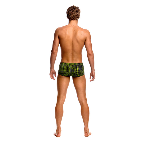 Funky Trunks - Slash'n Burn Mens Classic Trunks