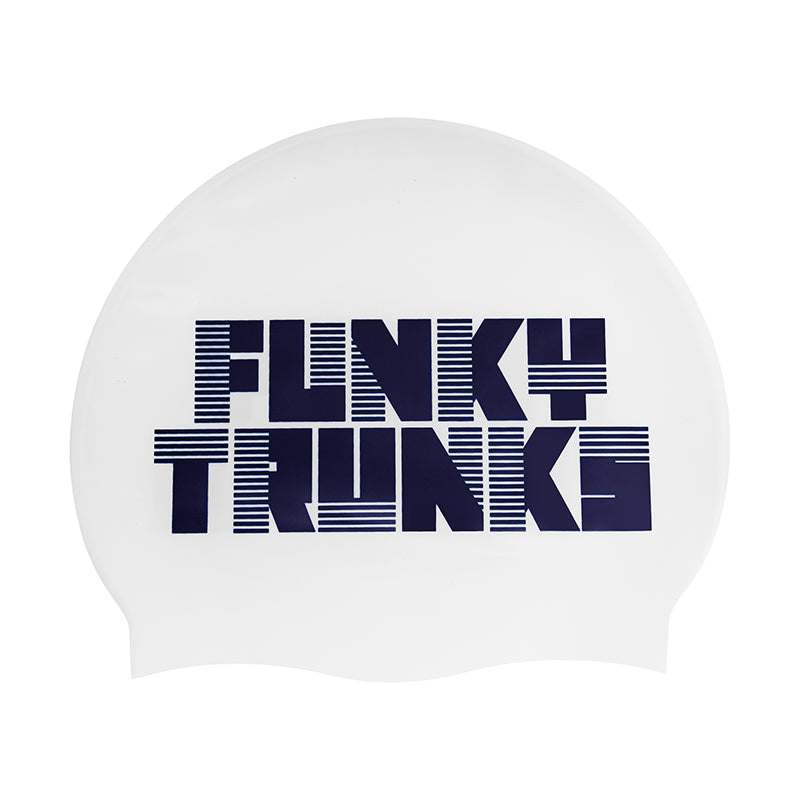 Funky Trunks - Space Cadet - Silicone Swimming Hat