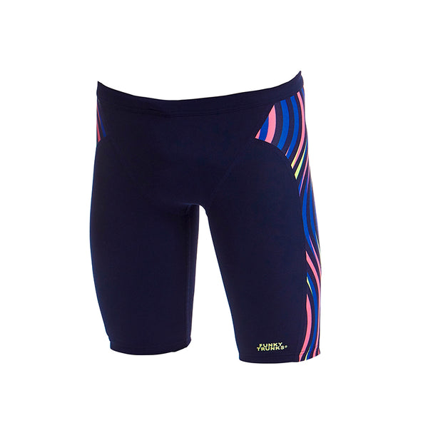 Funky Trunks - Squiggle Piggle - Boys Training Jammers