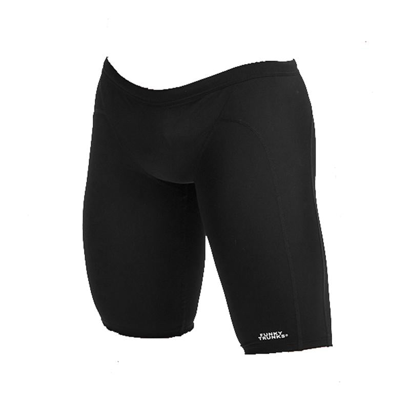 Funky Trunks - Still Black - Men's Training Jammers