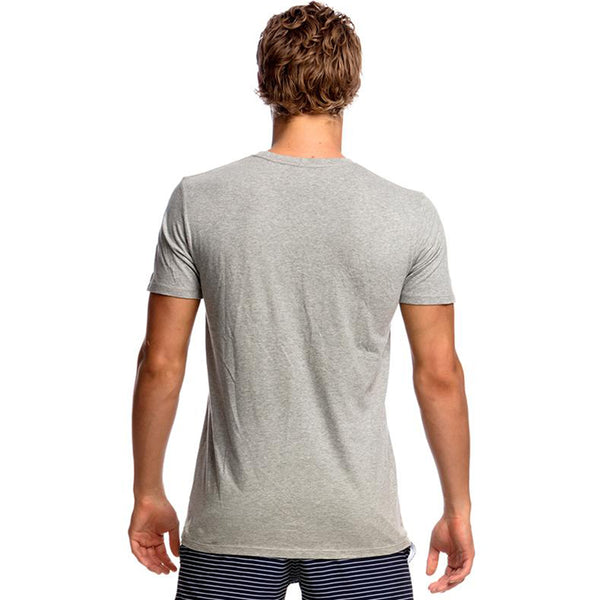 Funky Trunks - Swim Bro Grey Mens T-Shirt