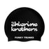Funky Trunks - The Chlorine Brothers - Silicone Swimming Hat