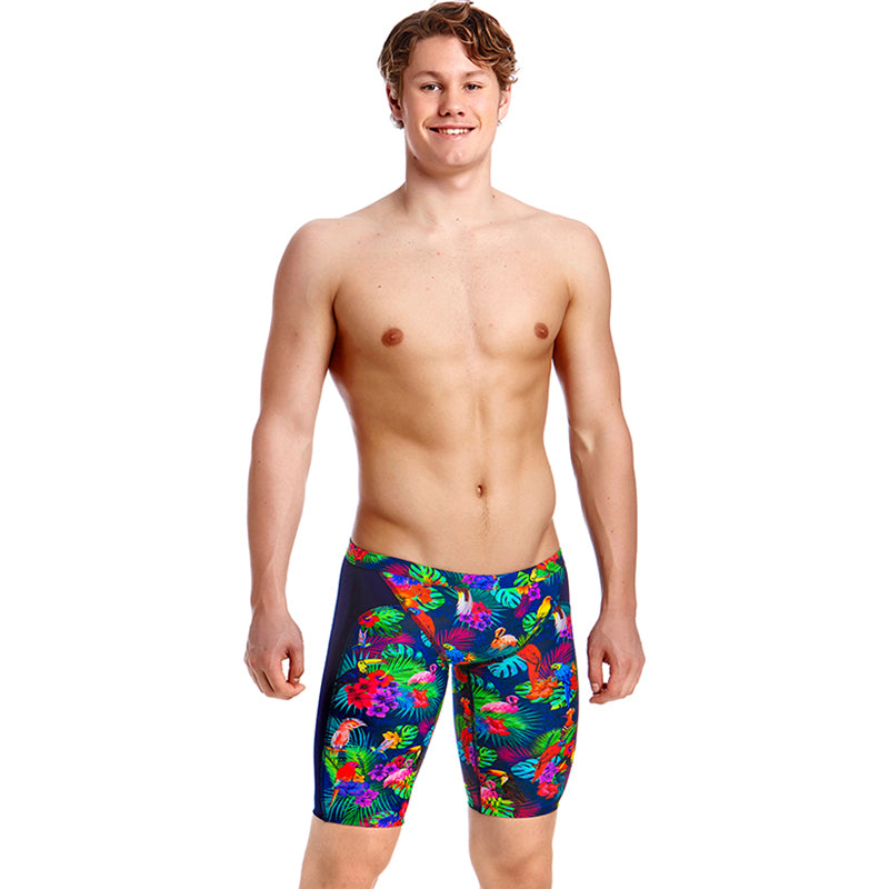 Funky Trunks - Tropic Team Mens Training Jammers