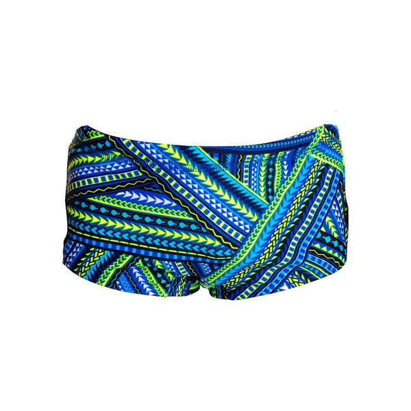 Funky Trunks - Water Warrior Toddlers Printed Trunks