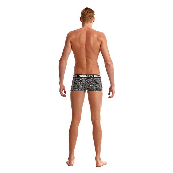 Funky Trunks - Zebra Crossing - Mens Underwear Trunks