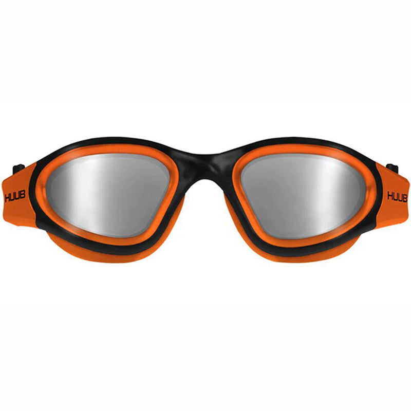 HUUB - Aphotic Polarised Mirror Swim Goggle (Orange)
