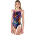Maru - Chloe Hydro Vision Back Ladies Swimsuit - Multi/Pink