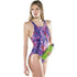 Maru - Eco Zone Back Ladies Swimsuit - Pink