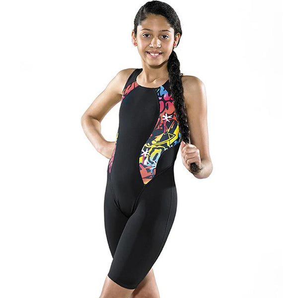 Maru Girls Swimwear - Bizzle Pacer Legs