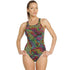 Maru - Vivid Tek Back Ladies One Piece Swimsuit