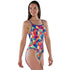 Maru - Harlequin Pacer Vision Back Ladies Swimsuit - Multi
