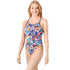 Maru - Miro Pacer Splash Back Ladies Swimsuit - Pink/Blue