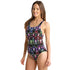 Maru - Lexical Pacer Vault Back Black One Piece Swimsuit