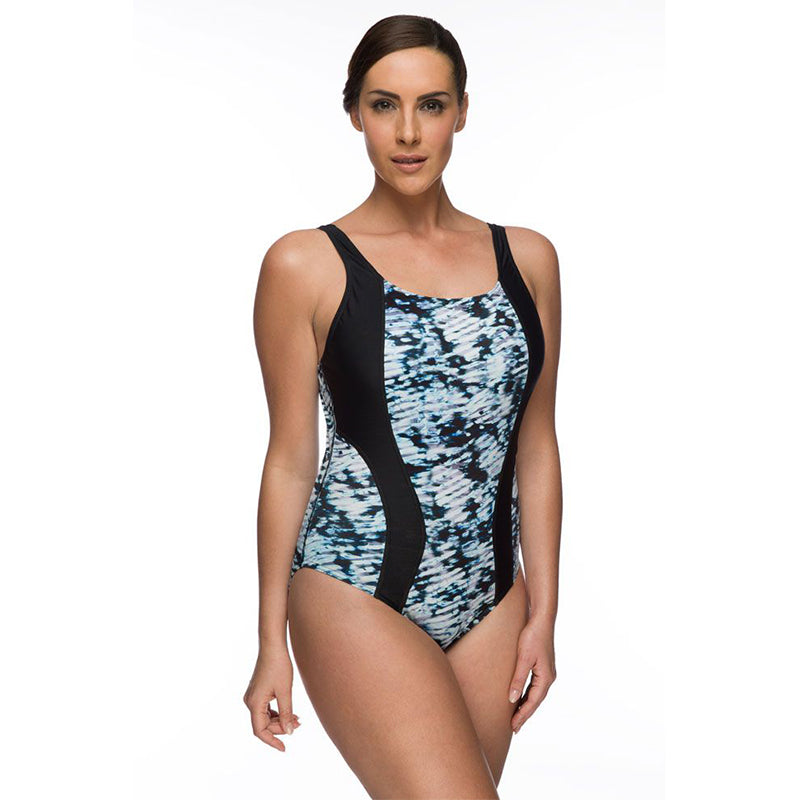 Maru - Slick Pacer Cruz Back Ladies Swimsuit