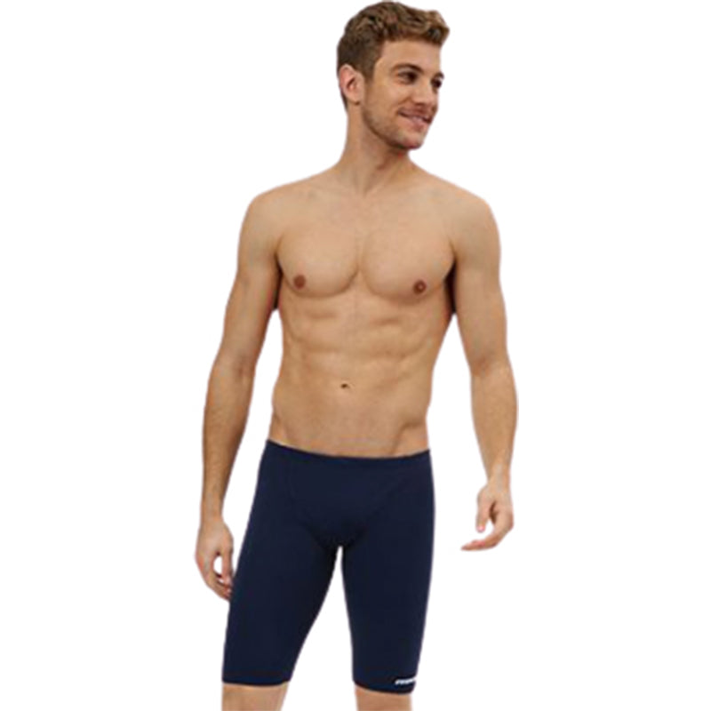 Maru - Solid Navy Pacer Mens Jammer