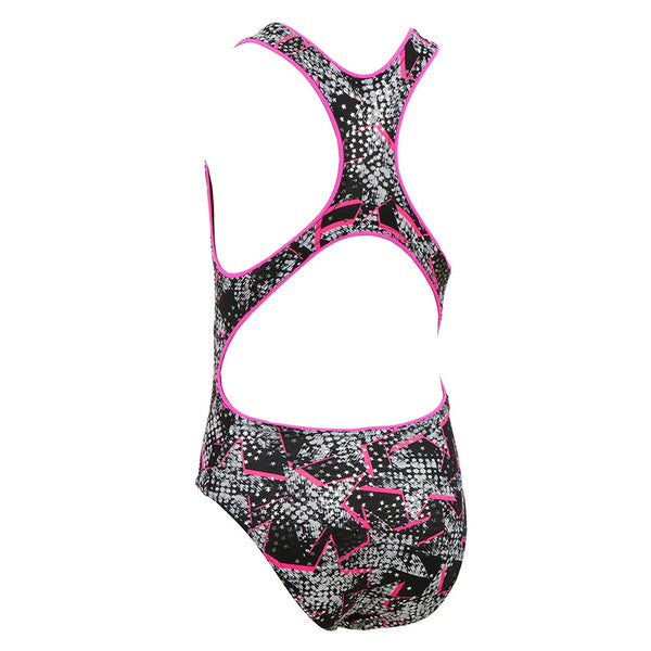 Maru - Twinkle Sparkle Pacer Rave Back Girls Swimsuit