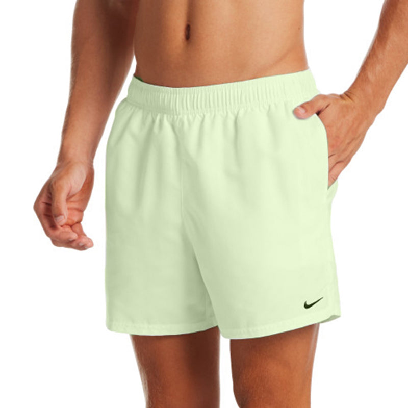 "Nike - Essential Lap 5"" Volley Short (Barely Volt)"