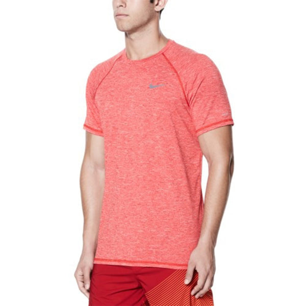 Nike - Short Sleeve Hydroguard T-Shirt (University Red)