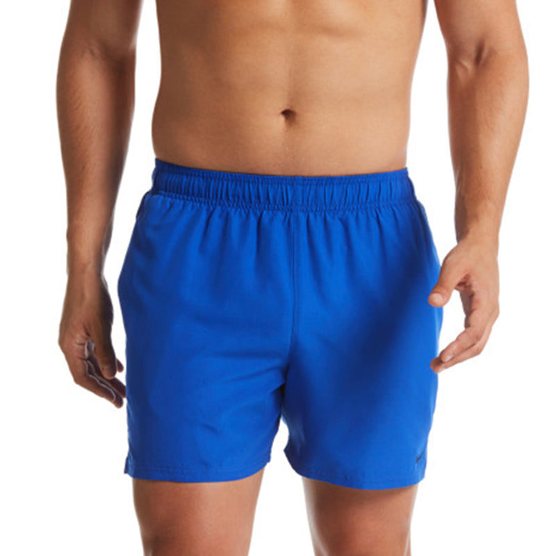"Nike - Solid Lap 5"" Volley Short (Hyper Royal)"