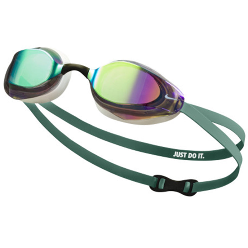 Nike - Unisex Vapor Mirror Performance Goggle - Green
