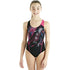 Speedo - HydroTurn Placement Splashback Girls Swimsuit - Aqua Swim Supplies