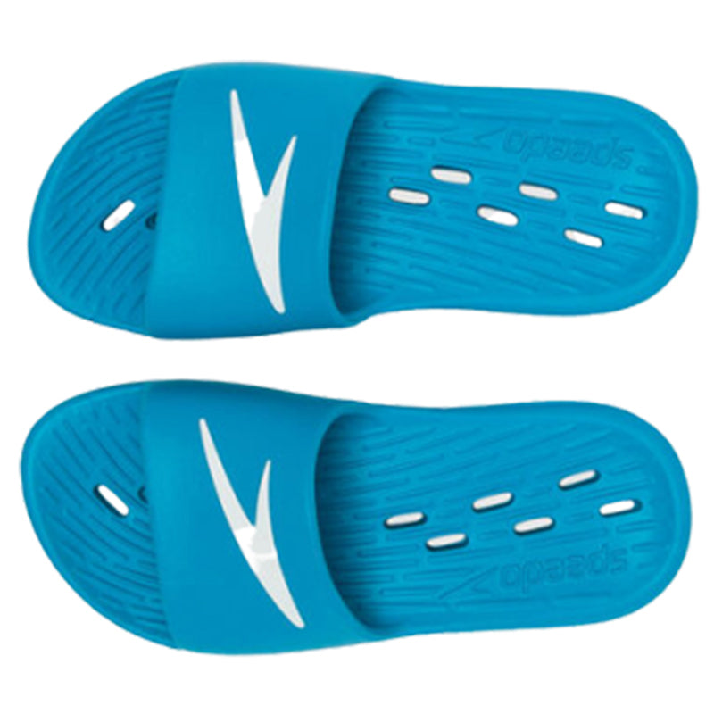 Speedo - Junior Slides One Piece - Blue
