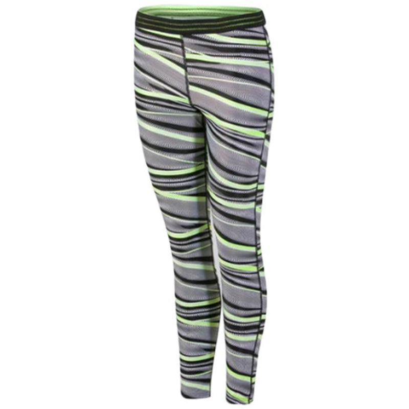 Speedo - Reflect Wave Allover Print Legging Ladies Swim/Sportswear