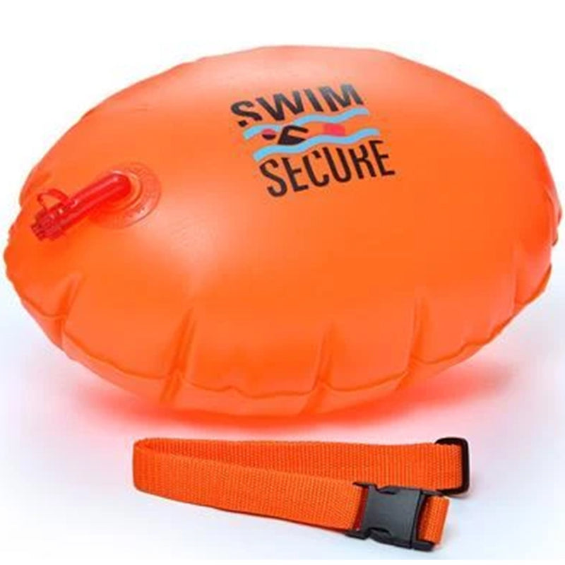 Swim Secure - Orange Tow Float
