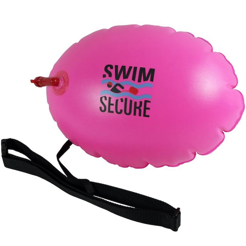 Swim Secure - Pink Tow Float