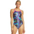 The Finals Funnies - Laser Beam Foil Wingback Swimsuit