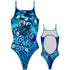 Turbo Ladies Swimwear - Aloha One Piece Swimsuit