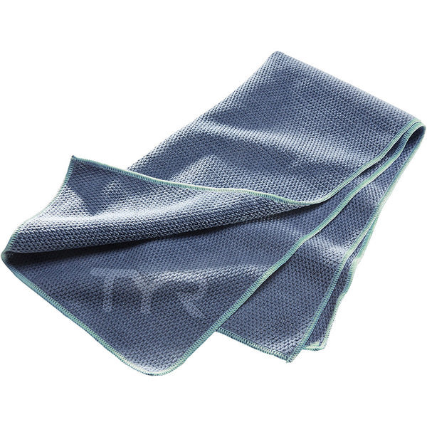 TYR - Extra Large Hyper-Dry Sport Towel - Blue