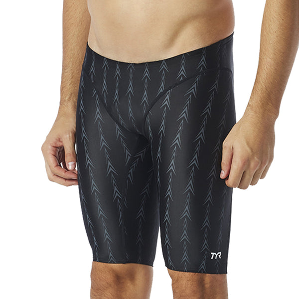 TYR - Fusion 2 Jammer Mens Competition Swimsuit - Black
