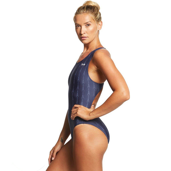 TYR - Fusion 2™ Aeroback Ladies Swimsuit - Navy