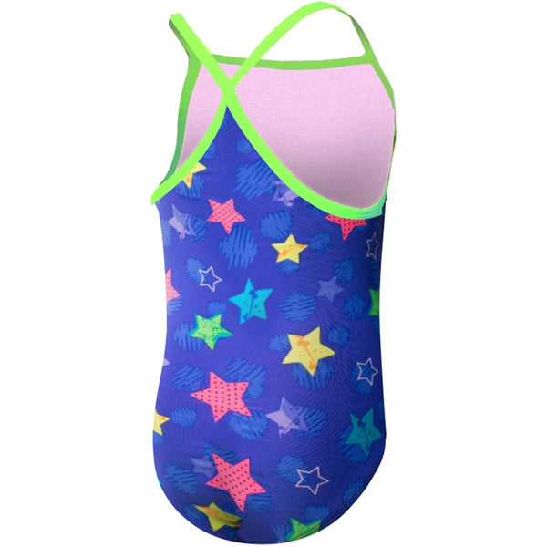 TYR - Star Bright Diamondfit Durafast Light Girls Swimsuit