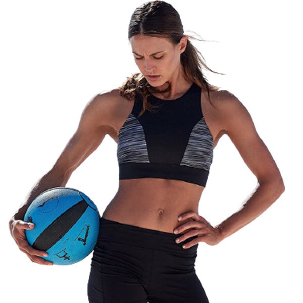 TYR - Women's Active Amira Top- Arvada - Black