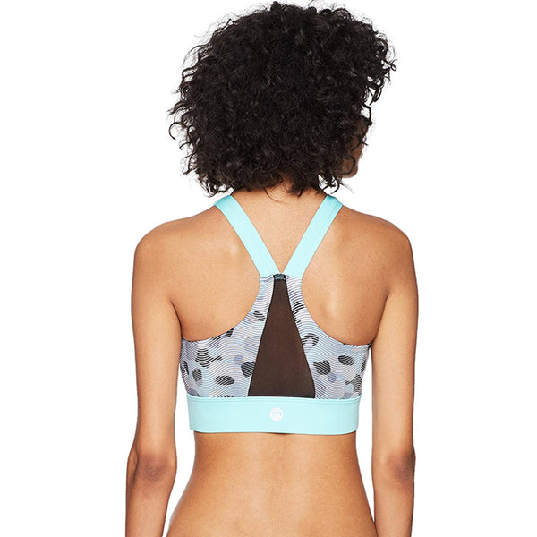 TYR - Women's Active Amira Top-Lavare - Grey/Mint