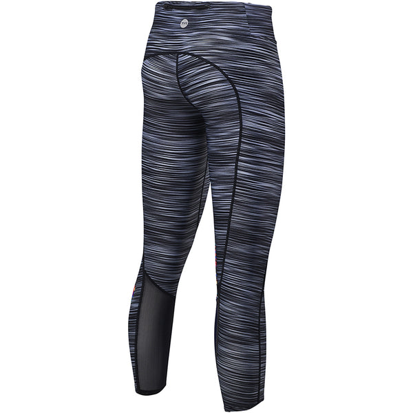 TYR - Women's ¾ Kalani Tight-Arvada Black
