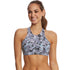 TYR - Women's Active Kira Top- Lavare - Grey/Mint