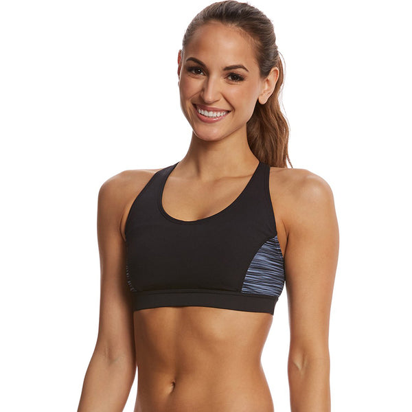 TYR - Women's Active Skylar Top- Arvada - Black